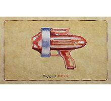 Raygun 012 Photographic Print