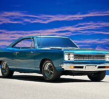 1968 Plymouth Roadrunner by DaveKoontz