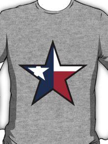 Texas Star | SteezeFactory.com T-Shirt