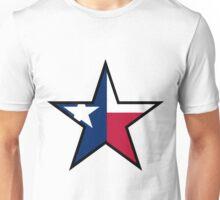 Texas Star | SteezeFactory.com Unisex T-Shirt