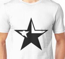 Texas Star Punk | SteezeFactory.com Unisex T-Shirt