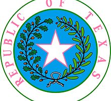 Texas Barbie | State Seal | SteezeFactory.com by FreshThreadShop
