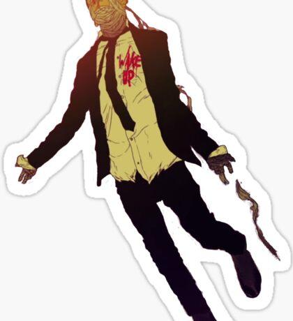 QOTSA I Appear Missing Guy Sticker