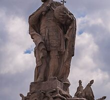 King statue. by FER737NG
