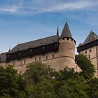 Karlstejn Castle. by FER737NG
