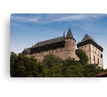 Karlstejn Castle. Canvas Print