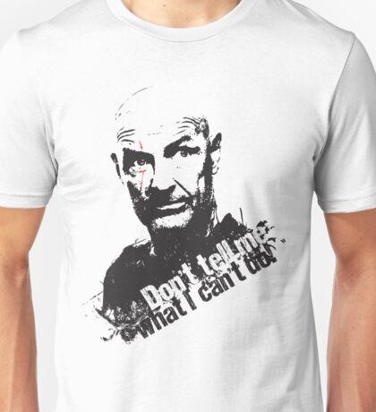 John Locke - Alternative with qoute Unisex T-Shirt