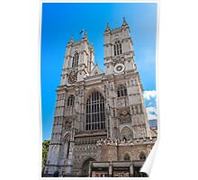 Westminster Abbey. Poster