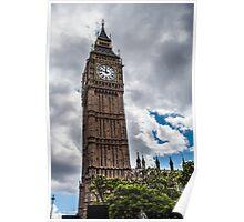 Big Ben, London. Poster
