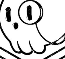 TeeKetch Logo (for cool kids) Sticker