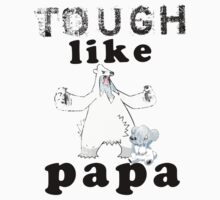 Tough like Cubchoo Baby Tee