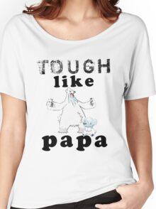 Tough like Cubchoo Women's Relaxed Fit T-Shirt