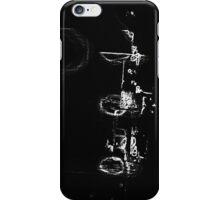 BLACK Ancient Methods #3 iPhone Case/Skin