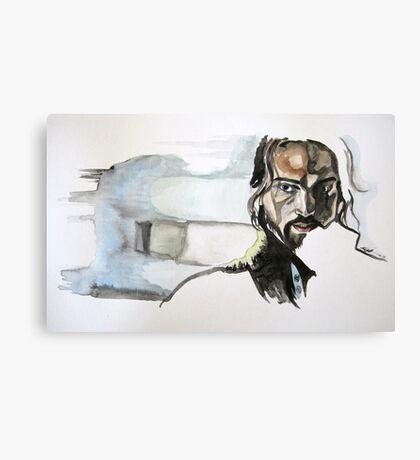 Ichabod Canvas Print