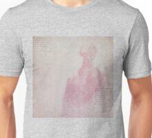 pink paper - 3 Unisex T-Shirt