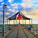 Brighton Beach, Adelaide by Kelvin  Wong