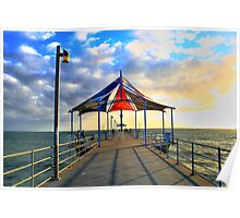 Brighton Beach, Adelaide Poster
