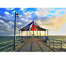 Brighton Beach, Adelaide Photographic Print