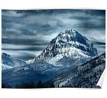 Mountain Peak 1 Poster