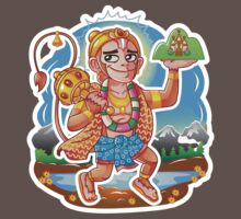 Hanuman - Hindu God - Bunch of Bhagwans by hinducloud