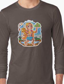Hanuman - Hindu God - Bunch of Bhagwans Long Sleeve T-Shirt
