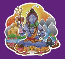 Shiva - Hindu God - Bunch of Bhagwans by hinducloud