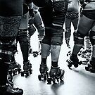 Roller derby team by sumners