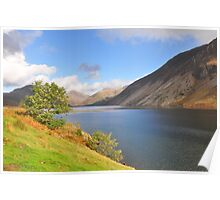 Wast Water. Poster