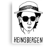 Heinsbergen (breaking bad) Canvas Print