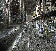 Vanishing Point by Ben Pacificar