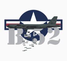 Boeing B-52 by J Biggadike