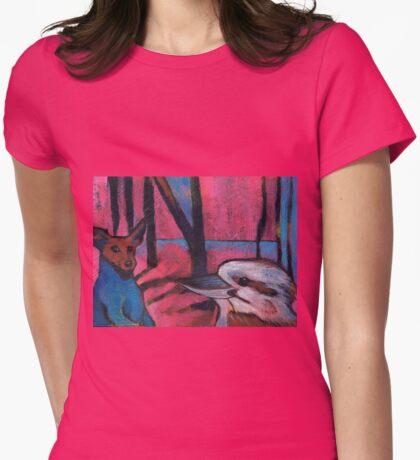 Hillsborough Womens Fitted T-Shirt