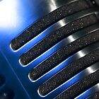 Microphone macro abstract by sumners