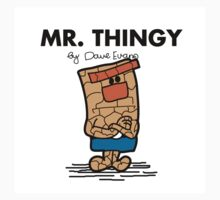 Mr Thingy by TopNotchy
