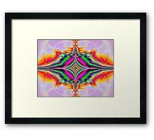 Dreaming In Color Framed Print