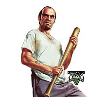 Trevor GTA V by Jake Jenkins