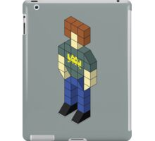 Isometric Roy iPad Case/Skin