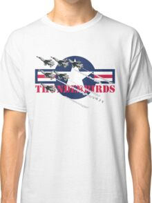 USAF Thunderbirds Classic T-Shirt
