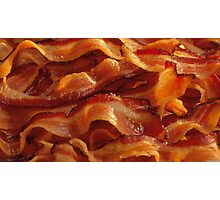Bacon is good Photographic Print