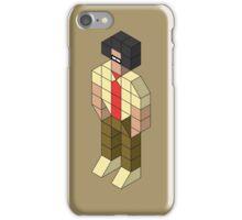 Isometric Moss iPhone Case/Skin