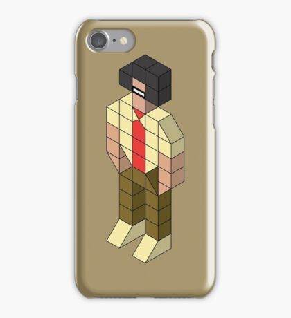 Isometric Moss iPhone Case/Skin
