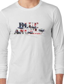 Blue Angels Long Sleeve T-Shirt