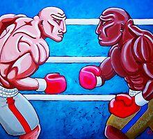The Boxers by artgardener