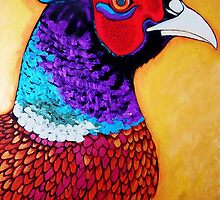 The Pheasant by artgardener