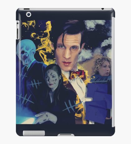 Doctor Who - season 6 iPad Case/Skin