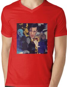 Doctor Who - season 6 Mens V-Neck T-Shirt