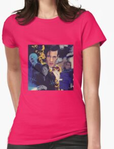 Doctor Who - season 6 Womens Fitted T-Shirt