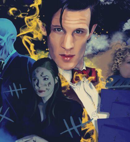 Doctor Who - season 6 Sticker
