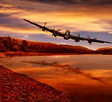 Flying Low by Nigel Hatton, Derwent Digital Imaging