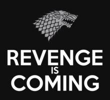 House Stark Revenge Is Coming by Phaedrart